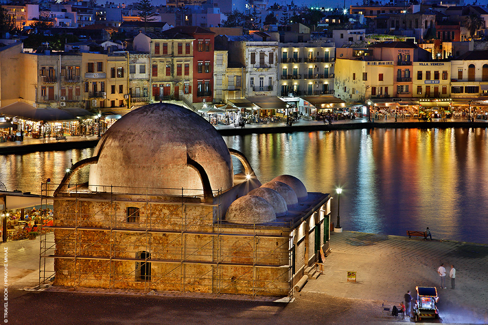 Chania |  Musical evening with melodies from Macedonia, Thrace, Epirus and Pontus in the Venetian Harbour